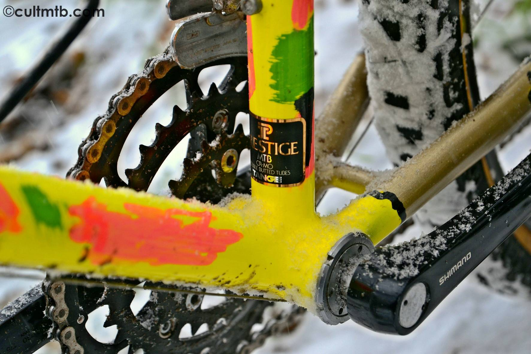 Cult MTB Land Shark Dirt Shark 1987 Snowride 2017 _010