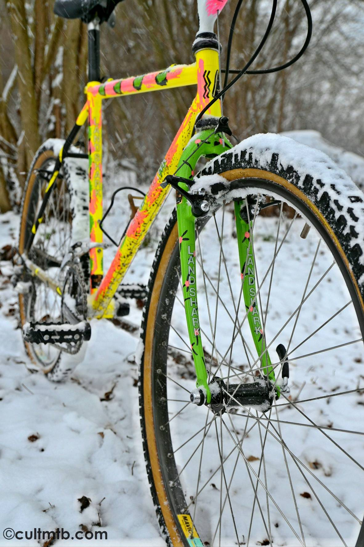 Cult MTB Land Shark Dirt Shark 1987 Snowride 2017 _024